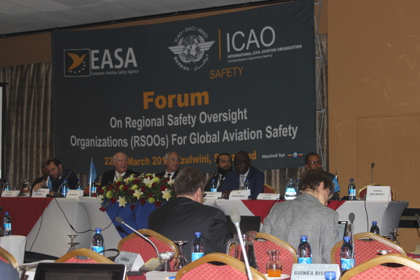 SASO Secretariat works with other Regional Safety Oversight Orgs